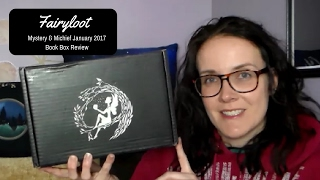 Fairyloot January 2017 Unboxing & Review