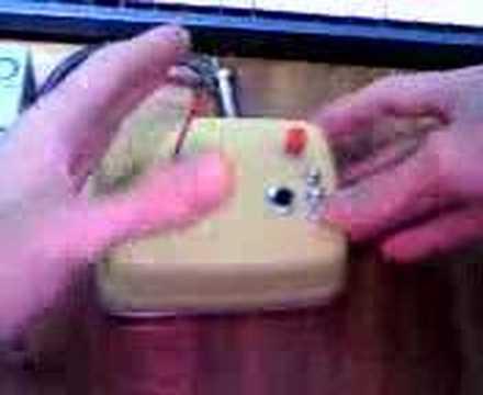 my theremin×delay