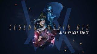 Legends Never Die: Remix (ft. Alan Walker) | Worlds 2017 - League of Legends