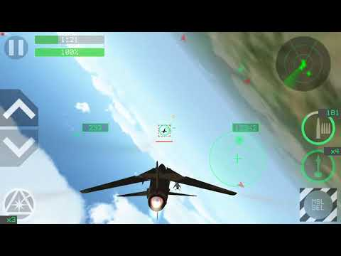 Strike Fighters Legends replay...