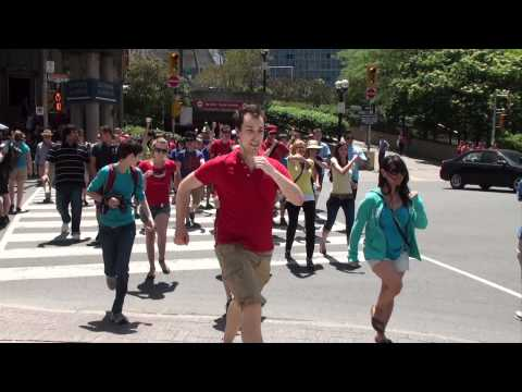 Improv Everywhere: The Luminato Mp3 Experiment thumbnail