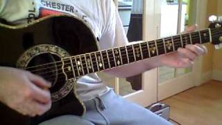 Alter Bridge Open Your Eyes Acoustic Cover Video