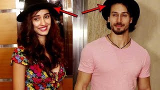 Disha Patani attended the special screening of Tiger Shroff's movie Munna Michael yesterday. At the screening, the actress was seen wearing Tiger's hat. Take a look!Watch latest Bollywood gossip videos, latest Bollywood news and behind the scene Bollywood Masala. For interesting Latest Bollywood News subscribe to Biscoot TV now : http://www.youtube.com/BiscootTVLike us on Facebookhttps://www.facebook.com/BiscootLiveFollow us on Twitterhttp://www.twitter.com/BiscootLiveFor Latest Bollywood News Subscribe us on Youtube http://www.youtube.com/c/BiscootTVCircle us on G+ https://plus.google.com/+BiscootLiveFind us on Pinteresthttp://pinterest.com/BiscootLive
