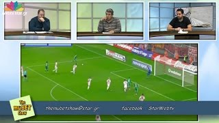 THE MUBET SHOW επεισόδιο 18/3/2016