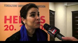 Cagliari - European Cinema & Audiovisual Days 2015 - Nevina Satta