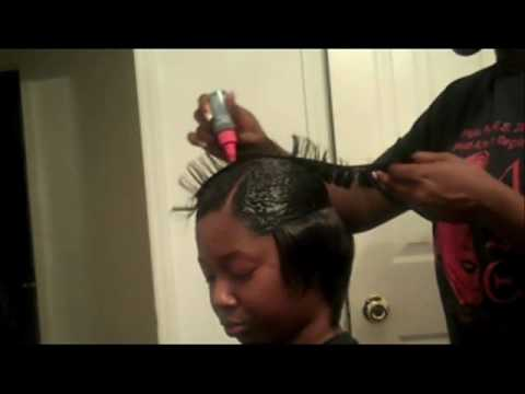 Duby Quick Weave Hairstyles
