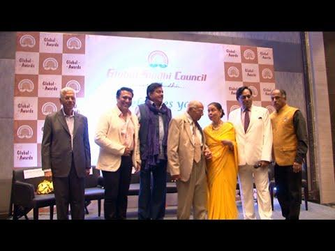 Govinda & Shatrughan Sinha At Felicitation Of Censor Board's New Chief Pahlaj Nihalani
