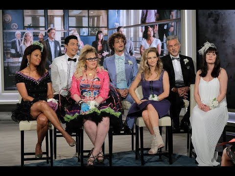 The Cast of Criminal Minds on The Talk