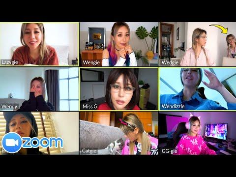Funny Pranks For Online Class! Zoom Pranks