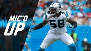 Thomas Davis Mic'd Up vs 49ers  (Week 2) | Sound Fx | NFL by NFL Films