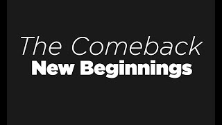 The Comeback – A New Documentary Series Where I Become The Greatest Smasher In America