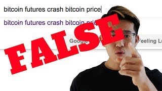 Bitcoin Futures Crashed the Market? | Bitcoin Futures CONSPIRACY THEORY Proved False