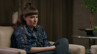 "Lena Dunham and Jenni Konner discuss the decisions they had to make when producing ""Gummies"" and the status of Hannah ..."