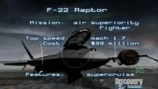 Supermaquinas Aviones Militares - Discovery - 4 De 5