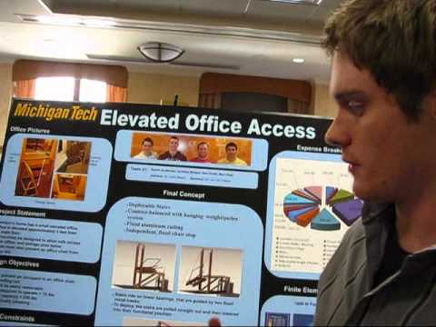 Office-Access Stair System