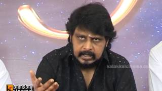 Vikraman at Moondram Paarvai Movie Launch