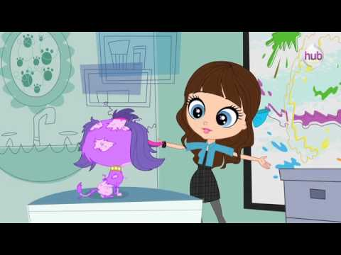 "Littlest Pet Shop ""Bad Hair Day"" (Clip) - The Hub"