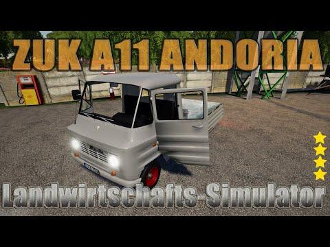 Zuk A11 ANDORIA v1.0.0.0
