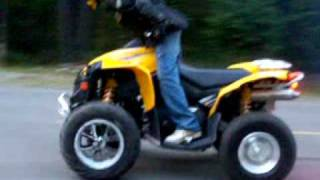 7. Can Am Renegade X 800