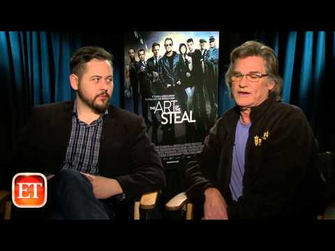 Kurt Russell Talks The Art of the Steal