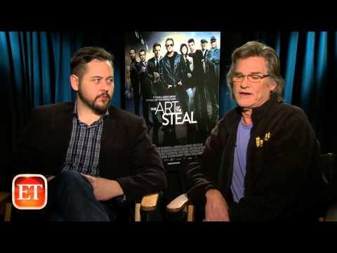 Kurt Russell Talks The Art of the Steal
