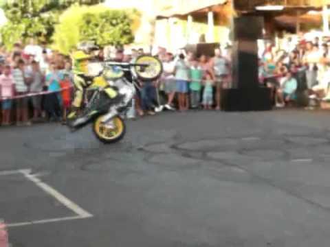 Dé Moto Show em Capinópolis 30/09/2012
