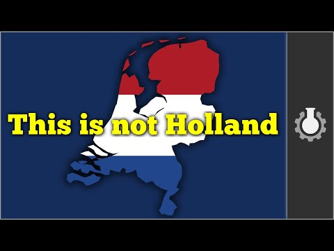 Holland vs. Nederland