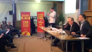 Scottish Socialist Party annual conference (YOUTUBE)