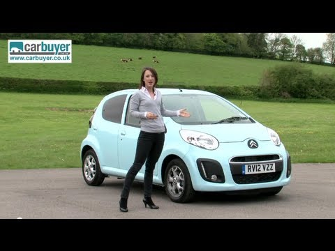 Citroen C1 hatchback review – CarBuyer