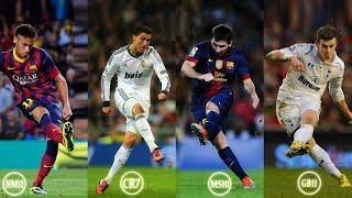 Top Craziest Skills Ever ● Cristiano Ronaldo ● Neymar ● Messi ● Gareth Bale ● 2015[HD], neymar, neymar Barcelona,  Barcelona, chung ket cup c1, Barcelona juventus