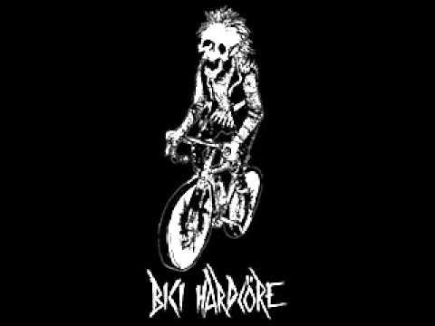 Bici hardcore   pinchazo de mierda