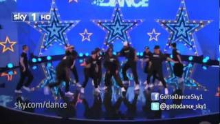 Got To Dance Series 3: Unity UK Audition