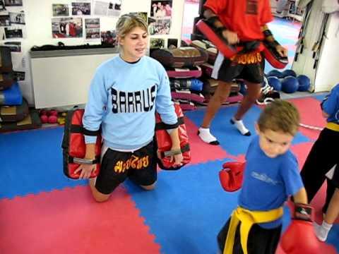Allenamento bimbi piccoli team collovigh 2010