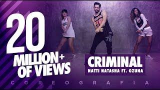 Video Criminal - Natti Natasha ft. Ozuna | FitDance Life (Coreografía) Dance Video MP3, 3GP, MP4, WEBM, AVI, FLV Januari 2018