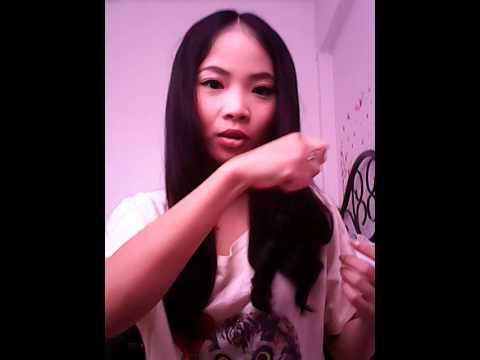 การม้วนผม - เป็นวิดีโอที่ทำขึ้นมาเอง,, แค่อยากแชร์วิธีการม้วนผมด้วยตัวเองง่ายๆ ที่บ้านนะค่ะ...
