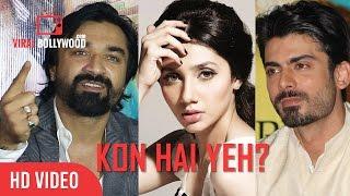Video Angry Ajaz Khan Kon Hai Yeh ? Fawad Khan, Mahira Khan   Must Watch MP3, 3GP, MP4, WEBM, AVI, FLV Oktober 2018