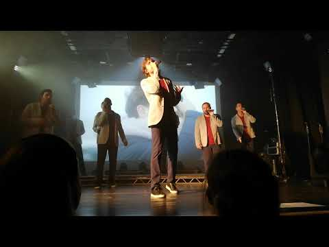Straight No Chaser - Someone You Loved by Lewis Capaldi - Live Performance 20/09/19