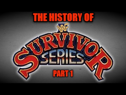 HISTORY of the SURVIVOR SERIES