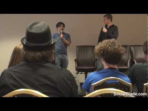 laatsch - Freddie Wong & Brandon Laatsch from the http://YouTube.com/freddiew gave a great session at vidcon answering questions from general youtube tips and tricks t...