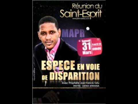 Réunion du Saint-Esprit du samedi 31 mars 2012 à Lolo La crevette