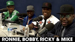 Video Ronnie, Bobby, Ricky & Mike Talk New Edition, The Bobby Brown Story, Touring + More MP3, 3GP, MP4, WEBM, AVI, FLV November 2018