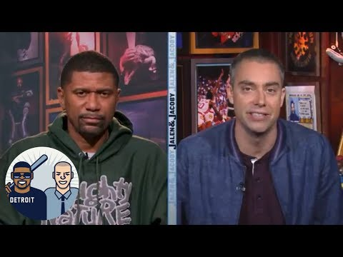 Jalen Rose questions if Kyrie Irving really wants Celtics to win NBA title | Jalen & Jacoby | ESPN (видео)