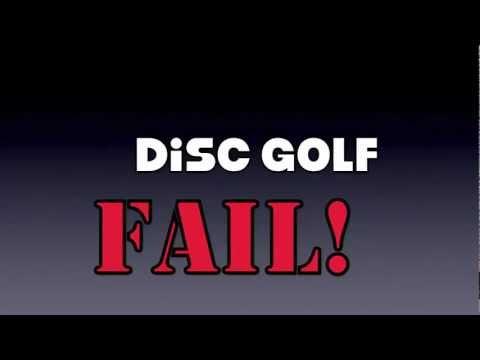 Disc Golf Fail 3