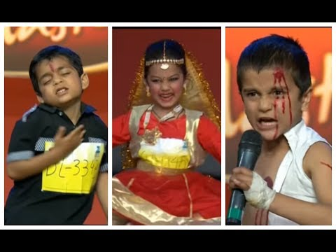 KIDS HEART WINNING Performances - DID L'il Masters Season 3 - Full Episode - Episode 1