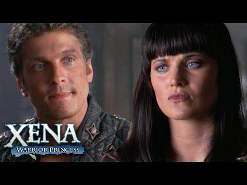 This Man Has Bet That Xena Would Kiss Him   Xena: Warrior Princess