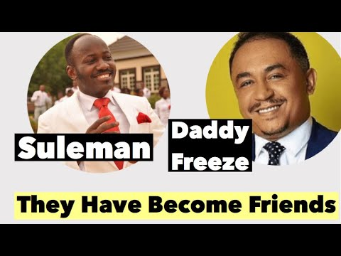 Daddy Freeze And Suleman Have Become Friends