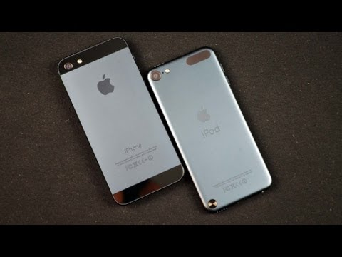 ipod Touch 5G - Detailed performance analysis of the iPhone 5 vs the iPod Touch 5G. Specs: iPod Touch 5G: A5 (Dual Core) 800Mhz 512MB RAM iPhone 5 A6 (Dual Core) 1.29Ghz 1GB...