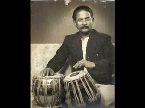 'Doyen of Farrukhabad' - Ustad Amir Hussain Khan - Tabla solo