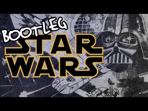 This Bootleg Star Wars Comic Is Insane