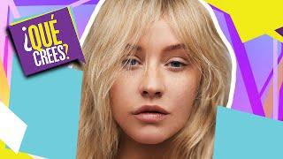 Christina Aguilera sin maquillaje deslumbra en Paper Magazine   Qué Crees
